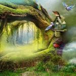 Fantasy холст 12