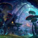 Fantasy холст 18